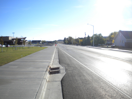 WYDOT Sheridan Ave – Cody Streets